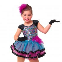 E1263 Bushel and a Peck - Tutu Cute, Online Dance Costumes