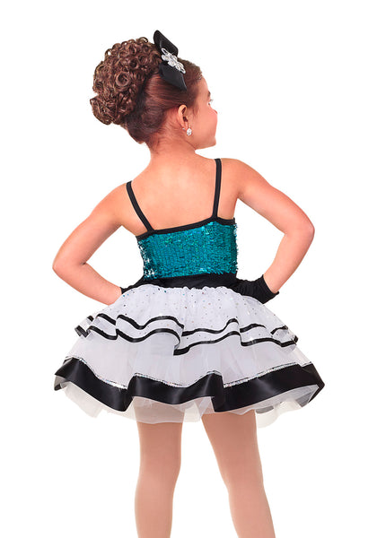 E1266 Swingin' on a star - Jazz, Tap & Hip Hop, Online Dance Costumes