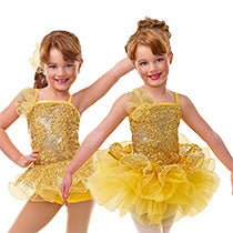 E1047 FRIENDS FOREVER 2-IN-1 - Jazz, Tap & Hip Hop, Online Dance Costumes