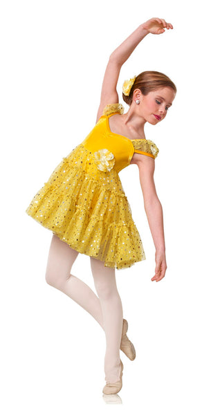 E1150 Morning Melody - Contemporary, Online Dance Costumes