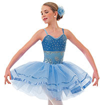 E1013 So Much Love - Ballet, Online Dance Costumes