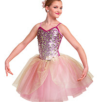 E1207 Rays of Light - Ballet, Online Dance Costumes