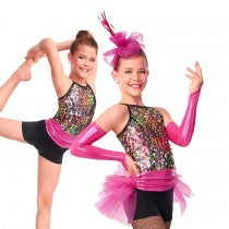E1283 By Your Side - Jazz, Tap & Hip Hop, Online Dance Costumes