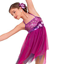 E1202 Beauty - Contemporary, Online Dance Costumes