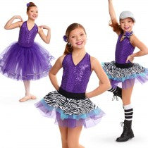 E1569 All That Jazz and Ballet 2-in-1 - Jazz, Tap & Hip Hop, Online Dance Costumes