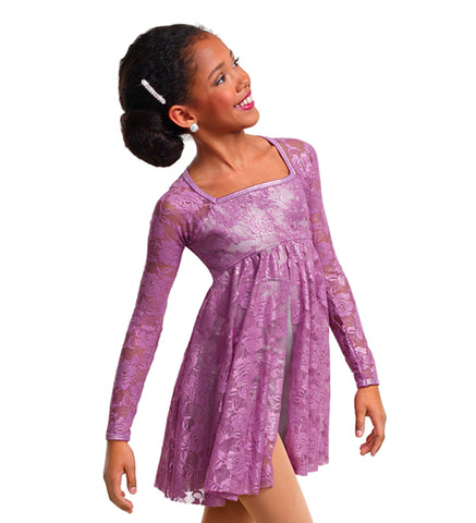E1186 Night Sky - Contemporary, Online Dance Costumes