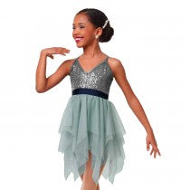 E1214 Smoldering - Contemporary, Online Dance Costumes