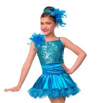 E1231 Go Hollywood - Jazz, Tap & Hip Hop, Online Dance Costumes