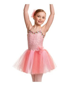 E1762 Tea Party - Ballet, Online Dance Costumes