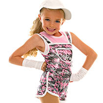 E018 Hey DJ - Jazz, Tap & Hip Hop, Online Dance Costumes