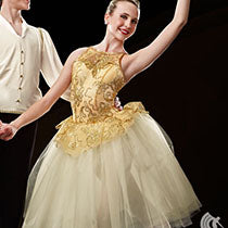 C207L Royal Engagement Long - Ballet, Online Dance Costumes
