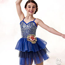 E1031 At a Glance - Contemporary, Online Dance Costumes