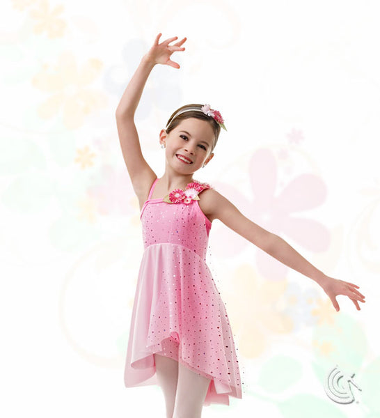 E1032 Summer's Morning - Contemporary, Online Dance Costumes