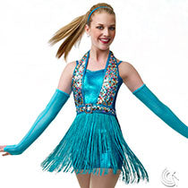 E1066 Smooth Jazz - Jazz, Tap & Hip Hop, Online Dance Costumes