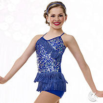 E1081 Kaleidoscope - Jazz, Tap & Hip Hop, Online Dance Costumes