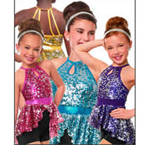 E1240 Shake It - Jazz, Tap & Hip Hop, Online Dance Costumes