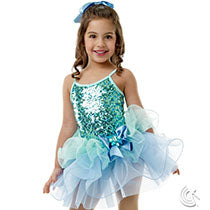 E367 I Love Spring - Tutu Cute, Online Dance Costumes