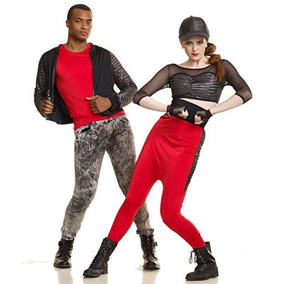 J4876 Urban Style - Jazz, Tap & Hip Hop, Online Dance Costumes