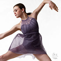 P200 Let Love In - Lilac - Contemporary, Online Dance Costumes