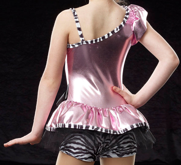E702 Dance on the Wild Side - Jazz, Tap & Hip Hop, Online Dance Costumes