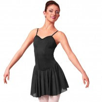 C167 Short Dance Dress - Contemporary, Online Dance Costumes
