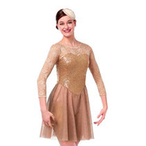 R335 Closer To Love - Contemporary, Online Dance Costumes