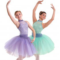 E1657 Before Dawn (Purple) - Ballet, Online Dance Costumes