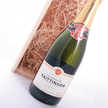 Champagnegeschenk Taittinger Champage Brut Reserve