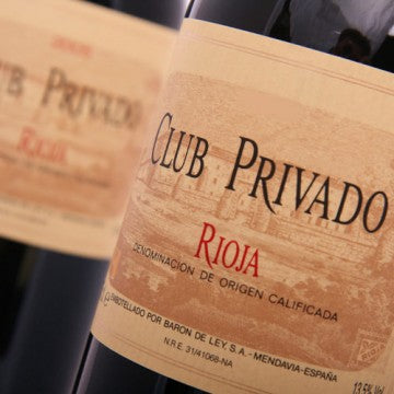 Club Privado Baron de Ley 2015