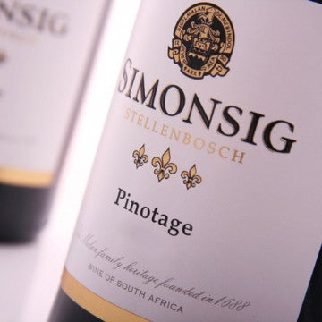 Simonsig Estate Pinotage 2015