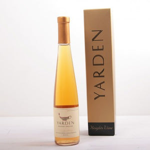 Yarden Heigts Wine Frozen Gewurztraminer 2017 - Wijnbox.nl