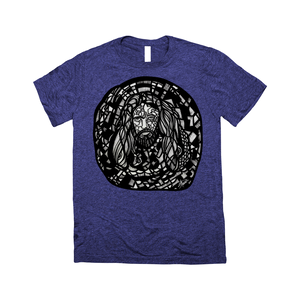 Jesus Christ Pose Tri-Blend T-Shirts