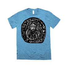Load image into Gallery viewer, Jesus Christ Pose Tri-Blend T-Shirts