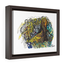 Load image into Gallery viewer, Don't Wake the Dragon - Horizontal Framed Premium Gallery Wrap Canvas