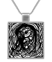 Load image into Gallery viewer, IAM Man Necklace