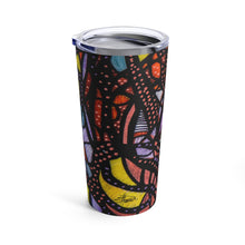 Load image into Gallery viewer, CIRCLE OF LIGHT - Tumbler 20oz