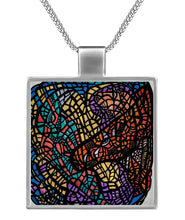 Load image into Gallery viewer, Red Dragon Necklace