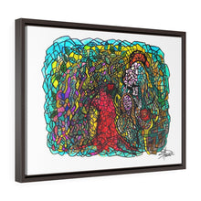 Load image into Gallery viewer, Roots of Eden - Horizontal Framed Premium Gallery Wrap Canvas