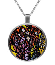 Load image into Gallery viewer, Circle of Light Necklace
