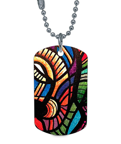 Nectar Within Necklace II Dog Tag