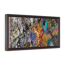 Load image into Gallery viewer, Light Between - Horizontal Framed Premium Gallery Wrap Canvas