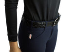 Mid rise Tailored breeches
