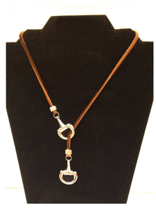 LILO® Collections Bella Bit Necklace