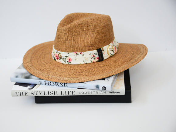 Riata Hunter Derby Fedora
