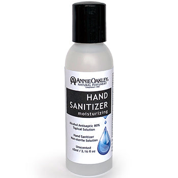 Travel Size Hand Sanitizer 80% Alcohol