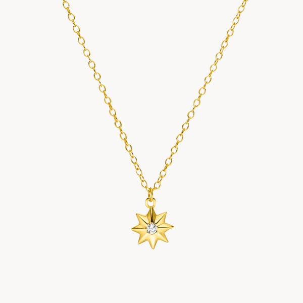 Bright Star Necklace - Leselles