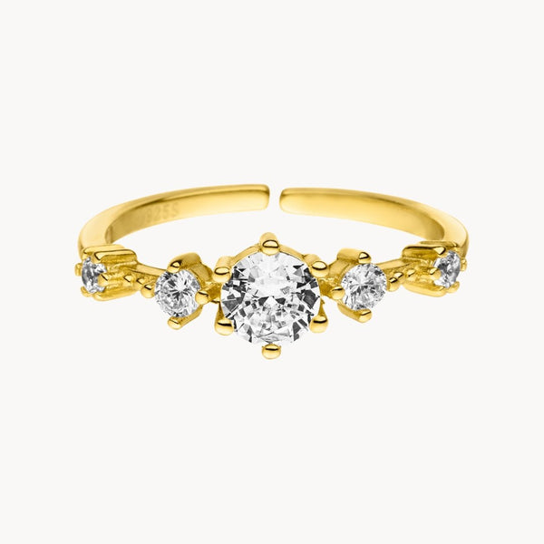 Diamond Spark Ring - Leselles