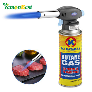 LemonBest BBQ Fully Automatic Electronic Flame Torch Lighter