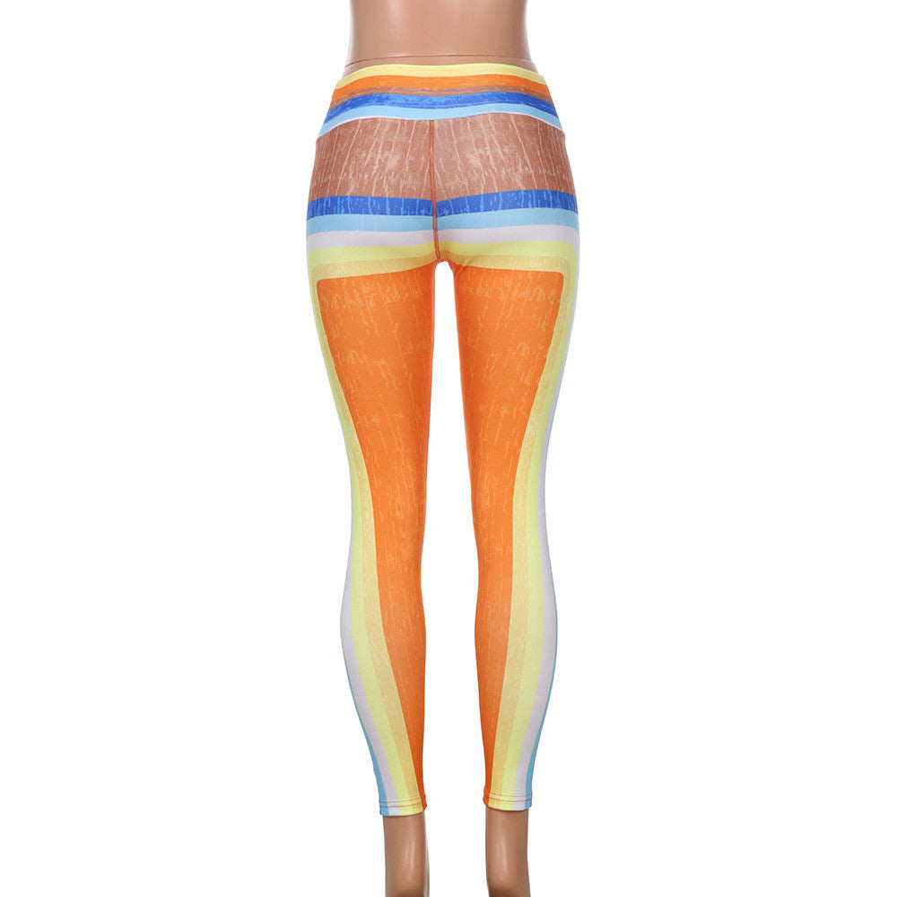 Womens Workout Fitness Leggings
