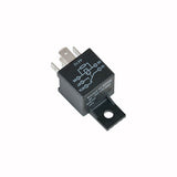 Mini Relay 20/40Amp 12v SPDT with Bracket & Resistor